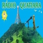 Logo da emissora Rádio Quatiara