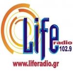 Logo da emissora Radio Life 102.9 FM