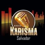Logo da emissora Rádio Karisma Salvador