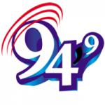 Logo da emissora Rádio FM do Povo 94.9 FM