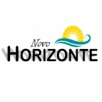 Logo da emissora Rádio Novo Horizonte