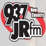 Logo da emissora Radio CJJR 93.7 FM