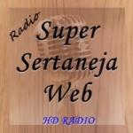 Logo da emissora Rádio Super Sertaneja Web