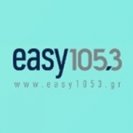 Logo da emissora Radio Easy 105.3 FM