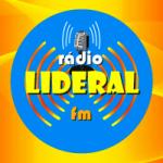 Logo da emissora Rádio Lideral FM