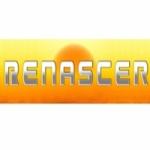 Logo da emissora Rádio Espírita Renascer