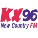 Logo da emissora Radio CJKX KX96 95.9 FM