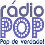 Logo da emissora Rádio Pop Caçador