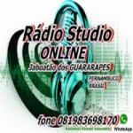 Logo da emissora Rádio Stúdio FM Online