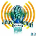 Logo da emissora Rádio Jeová Adonai Web