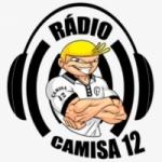 Logo da emissora Rádio Camisa 12