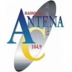 Logo da emissora Rádio Antena C 104.9 FM
