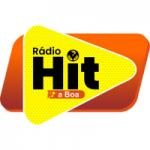 Logo da emissora Rádio Hit A Boa