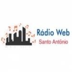 Logo da emissora Rádio Web Santo Antônio
