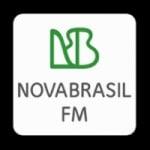 Logo da emissora Rádio Nova Brasil Online