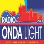 Logo da emissora Rádio Onda Light