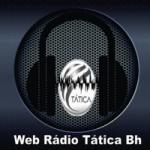 Logo da emissora Web Rádio Tática BH