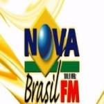 Logo da emissora Rádio Nova Brasil