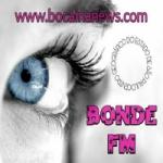 Logo da emissora Rádio Bonde FM