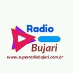 Logo da emissora Super Rádio Bujari