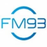 Logo da emissora Radio CJMF FM93 93.3 FM