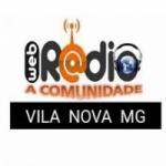 Logo da emissora Web Rádio Comunidade Vila Nova