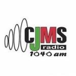 Logo da emissora Radio CJMS Le 1040 AM