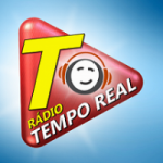 Logo da emissora Rádio Tempo Real