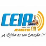 Logo da emissora Rádio Ceia FM