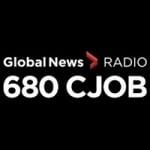 Logo da emissora Radio CJOB 680 AM