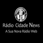Logo da emissora Rádio Cidade News