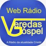 Logo da emissora Rádio Veredas
