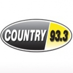 Logo da emissora Radio CJOK Country 93.3 FM