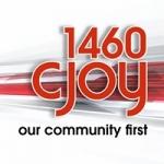 Logo da emissora Radio CJOY 1460 AM