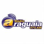 Logo da emissora Rádio Araguaia 970 AM