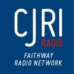 Logo da emissora Radio CJRI 104.5 FM