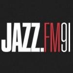 Logo da emissora Radio CJRT Jazz 91.1 FM