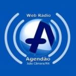 Logo da emissora Web Rádio Agendão