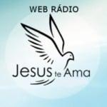 Logo da emissora Web Rádio Jesus Te Ama