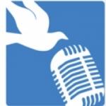 Logo da emissora Rádio Jesus é a Palavra Oficial