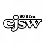 Logo da emissora Radio CJSW 90.9 FM