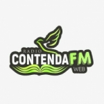 Logo da emissora Rádio Contenda FM