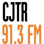 Logo da emissora Radio CJTR 91.3 FM