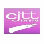 Logo da emissora Radio CJTT 104.5 FM