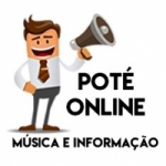 Logo da emissora Web Rádio Poté Online