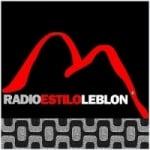 Logo da emissora Rádio Estilo Leblon