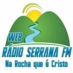 Logo da emissora Rádio Serrana FM
