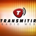 Logo da emissora Rádio Transmitir