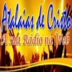 Logo da emissora Rádio Atalaias de Cristo