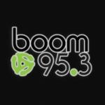 Logo da emissora Radio Boom 95.3 FM